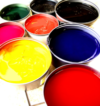 What are eco inks?